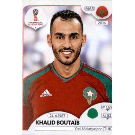 Khalid Boutaïb Marruecos 168 Marruecos