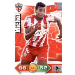 Michel Almeria 2 Adrenalyn XL La Liga 2010-11