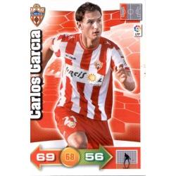 Carlos Garcia Almeria 3 Adrenalyn XL La Liga 2010-11