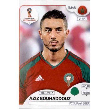Aziz Bouhaddouz Marruecos 170 Marruecos