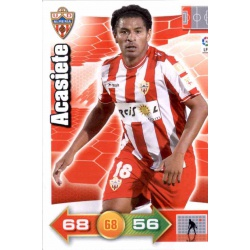 Acasiete Almeria 5 Adrenalyn XL La Liga 2010-11