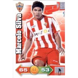 Marcelo Silva Almeria 6 Adrenalyn XL La Liga 2010-11