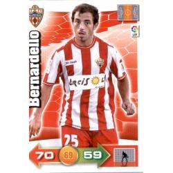 Bernardello Almeria 10 Adrenalyn XL La Liga 2010-11