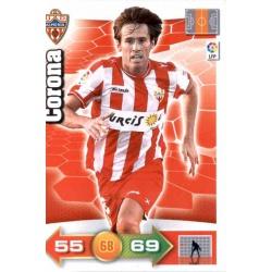 Corona Almeria 11 Adrenalyn XL La Liga 2010-11