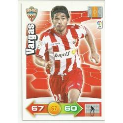 Vargas Almeria 12 Adrenalyn XL La Liga 2010-11