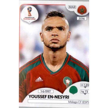 Youssef En-Nesyri Marruecos 171 Marruecos