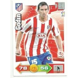 Godín Atlético Madrid 40