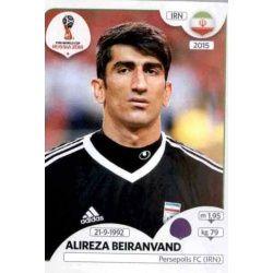 Alireza Beiranvand Irán 174
