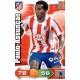 Paulo Assunçao Atlético Madrid 45 Adrenalyn XL La Liga 2010-11