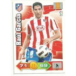 Raúl García Atlético Madrid 47