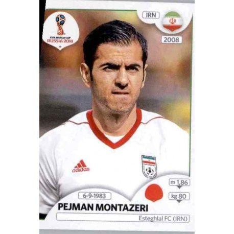 Pejman Montazeri Irán 175 Irán