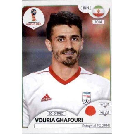 Vouria Ghafouri Irán 176 Irán