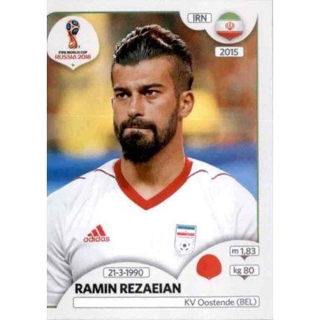 Ramin Rezaeian Irán 180 Irán