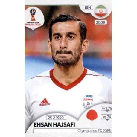 Ehsan Hajsafi Irán 181 Irán