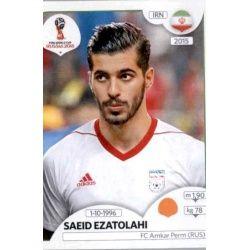 Saeid Ezatolahi Irán 183