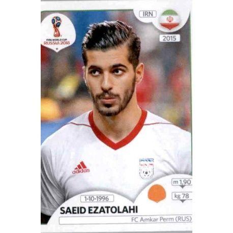 Saeid Ezatolahi Irán 183 Irán