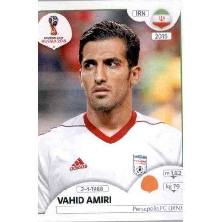Vahid Amiri Irán 184 Irán