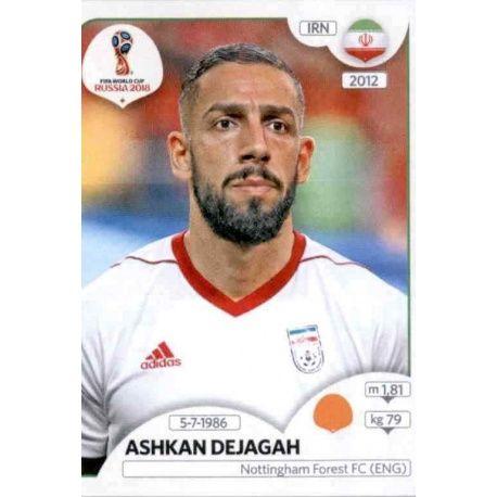 Ashkan Dejagah Irán 186 Irán