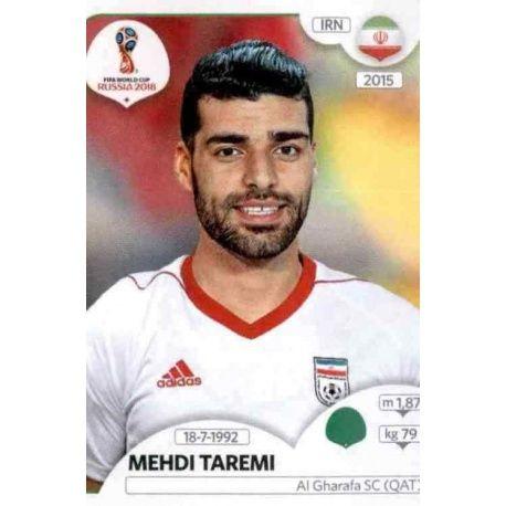 Mehdi Taremi Irán 188 Irán