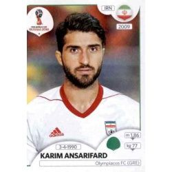 Karim Ansarifard Irán 189