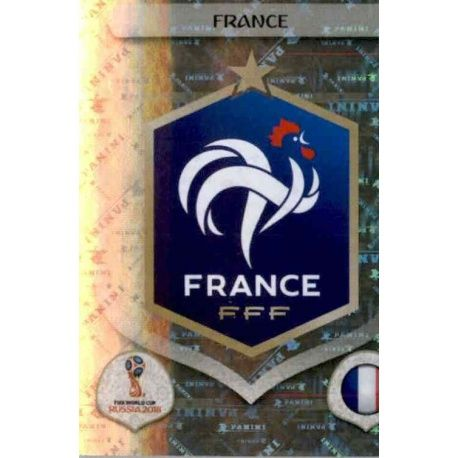 Thomas Lemar Panini WM 2018 World Cup Russia Frankreich Sticker 203