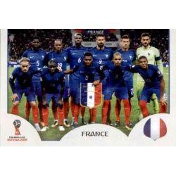 Alineación Francia 193