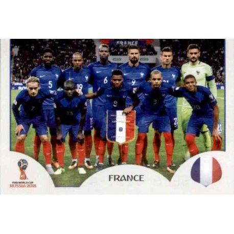 Alineación Francia 193 France