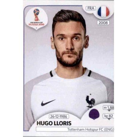 Hugo Lloris Francia 194 Francia