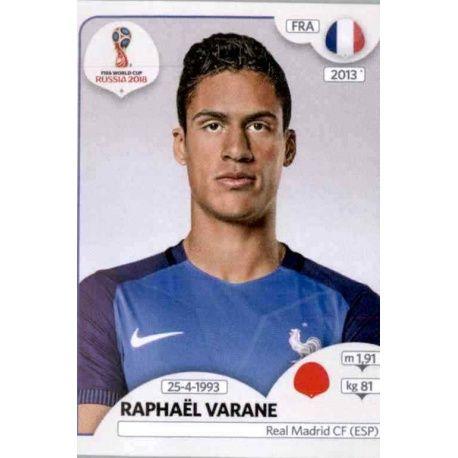 Raphaël Varane Francia 195 Francia