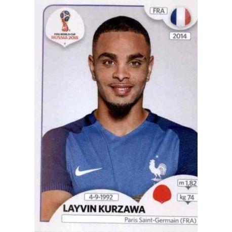 Layvin Kurzawa Francia 199 Francia