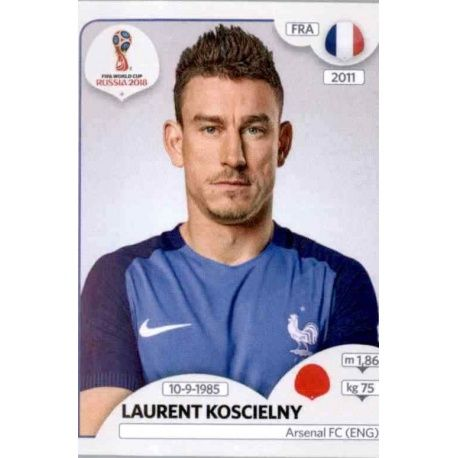 Laurent Koscielny Francia 200 France