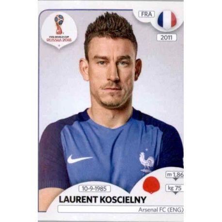 Laurent Koscielny Francia 200 Francia