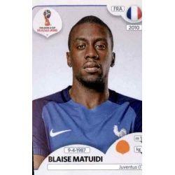 Blaise Matuidi Francia 201