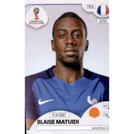 Blaise Matuidi Francia 201 Francia