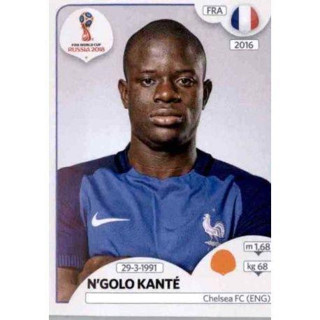 N'Golo Kanté Francia 202 Francia