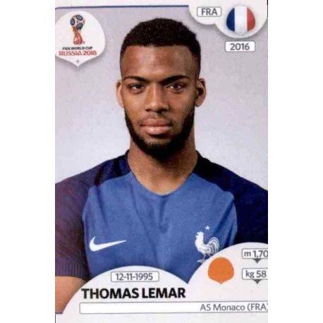 Thomas Lemar Francia 203 France