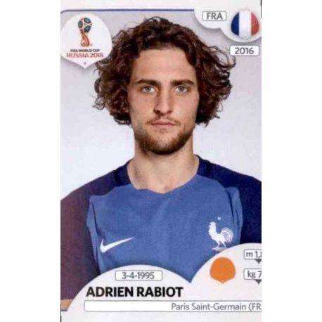 Adrien Rabiot Francia 204 France
