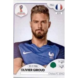 Olivier Giroud Francia 206