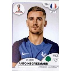 Antoine Griezmann Francia 207