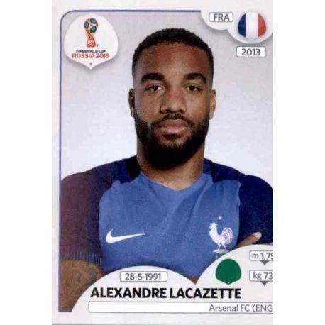 Alexandre Lacazette Francia 208 Francia