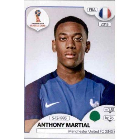 Anthony Martial Francia 211 France
