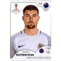 Mathew Ryan Australia 214