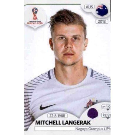 Mitchell Langerak Australia 215 Australia