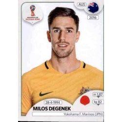 Milos Degenek Australia 216