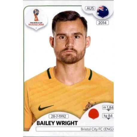 Bailey Wright Australia 217 Australia
