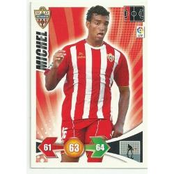 Michel Almeria 2 Adrenalyn XL La Liga 2009-10