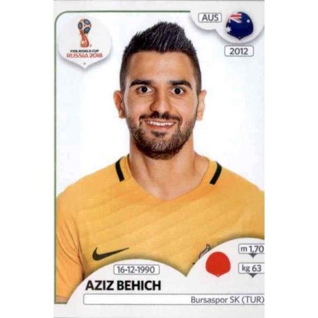 Aziz Behich Australia 218 Australia