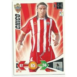 Chico Almeria 5 Adrenalyn XL La Liga 2009-10