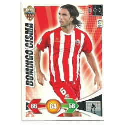 Domingo Cisma Almeria 7 Adrenalyn XL La Liga 2009-10
