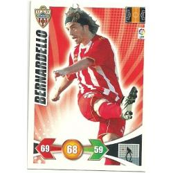 Bernardello Almeria 8 Adrenalyn XL La Liga 2009-10